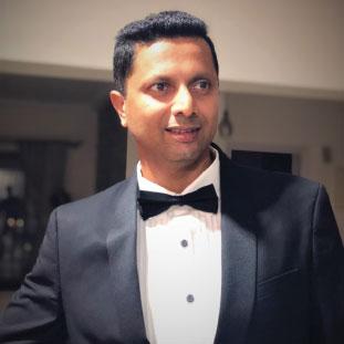 Sachin Deorukhakar,Founder & CEO