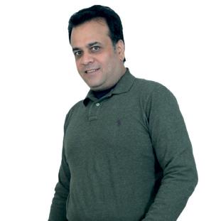 Sameer Mitter,Managing Partner