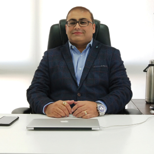 Chetan Patel,Managing Director