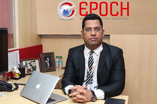 Pankaj Chauhan,Founder