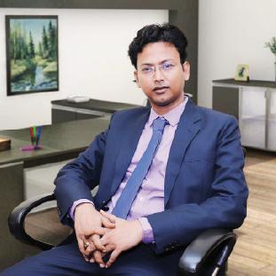 Saikat Pachal,CEO