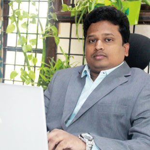 Omkaranath B, Business Director