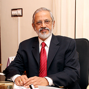 R. Balachandran,Chairman & MD