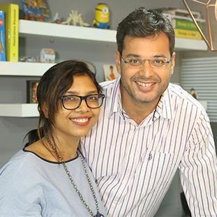 Sunidhi Garg & Tushar Garg, ,Creative Directors