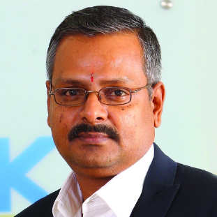 Shriramchandran K,CEO
