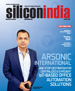 Arsonic International: One-Stop-Destination for Centralized & Expedient IoT-Based Office Automation Solutions