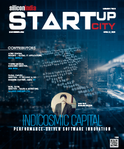Indicosmic Capital: Performance-Driven Software Innovation