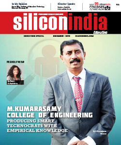 M. Kumarasamy College of Engineering : Producing Smart Technocrats with Empirical Knowledge