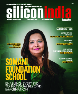 Somani Foundation School: Enabling Every Kid to Blossom beyond Imagination