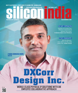 DXCorr Design Inc. World - Class Physical IP Solutions With An Employee Collaborative Approach