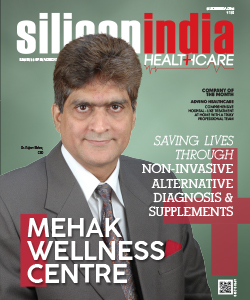 Mehak Wellness Centre: Saving Lives through Noninvasive Alternative Diagnosis & Supplements