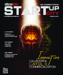 Innovation, Collaboration, Capital & Commercialization