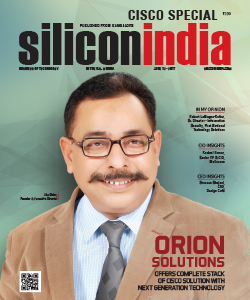 Orion Solutions: Offers Complete Stack of CISCO Solution with Next Generation Technology