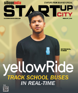 yellowRide: Track School Buses in Real-time