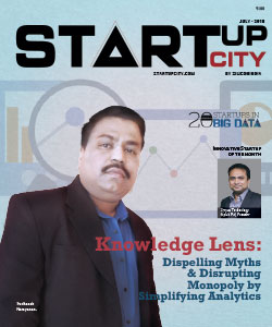 Knowledge Lens: Dispelling Myths & Disrupting Monopoly by Simplifying Analytics