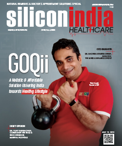 GOQii: A Holistic & Affordable Solution Ushering India Towards Healthy Lifestyle