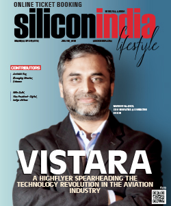 Vistara: A Highflyer Spearheading the Technology Revolution in the Aviation Industry