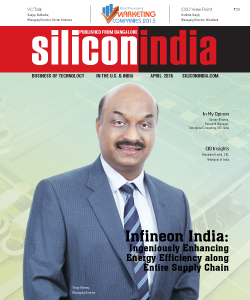 Infineon India:  Ingeniously Enhancing Energy Efficiency along Entire Supply Chain