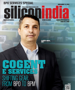 Cogent E Services: Shifting Gear, From BPO to BPM