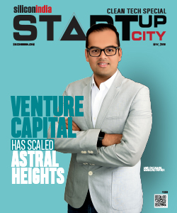 VENTURE CAPITAL HAS SCALED  ASTRAL  HEIGHTS