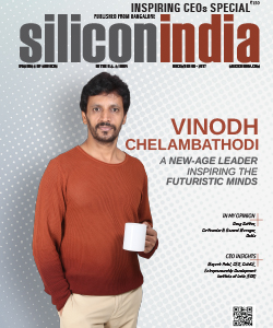 VINODH Chelambathodi: a New - Age Leader Insipiring the Futuristic Minds