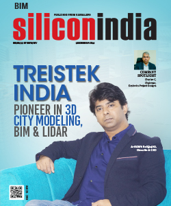 TreisTek India: Pioneer in 3D City Modeling, BIM & LiD