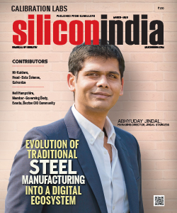 Evolution of Traditional Steel Manufacturing into Digital Ecosystem