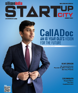 CallADoc: An 18 Year Old's Vision for the Future