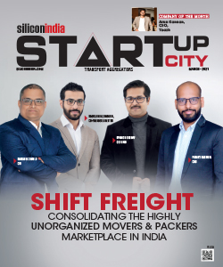 Shift Freight: Consolidating The Highly Unorganized Movers & Packers Marketplace In India