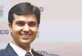Pratik Adani, CTO, Samco Securities