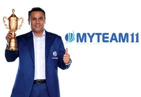 MyTeam11 Becomes Title Sponsors for India's West Indies Tour