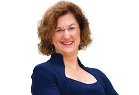 Barb Schwarzentraub, Director, Global Component Manufacturing, Caterpillar Inc.