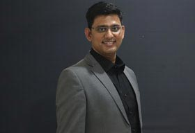 Ashwani Rawat, Co-Founder & Director, Transerve Technologies