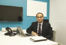 Gagan Verma, Executive Director, Crestron