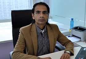 Akhil Srivastava, Managing Director, PARFAIT India