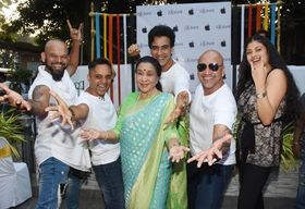 'A Band of Boys' Sings 'Dil Sarphira' in Collaboration with Melody Queen- Asha Bhosle