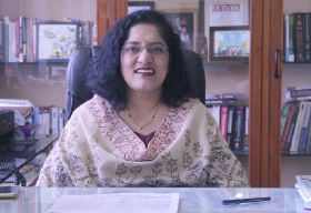 Dr. Pratima Sheorey, Director, Symbiosis Centre for Management and Human Resource Development, Pune (SCMHRD)