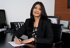 Dr. Manisha Karmarkar, COO, Ruby Hall Clinic Wanowarie