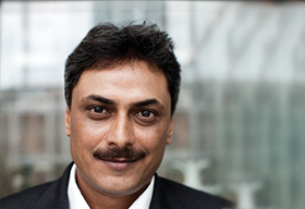 Amitabh Ray, Managing Director, Ericsson Global Services