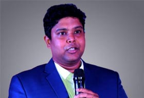 Siddharth Kukatlapalli, Co-Founder & Chief Business Officer, Syntizen