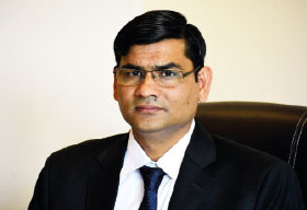 Dr. Ashutosh Tiwari, Chairman & Managing Director, VBRI Group
