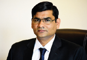 Dr. Ashutosh Tiwari, Chairman and Managing Director, VBRI Group