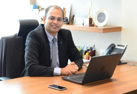 Deepak Shanbhag, COO, Property Solutions India