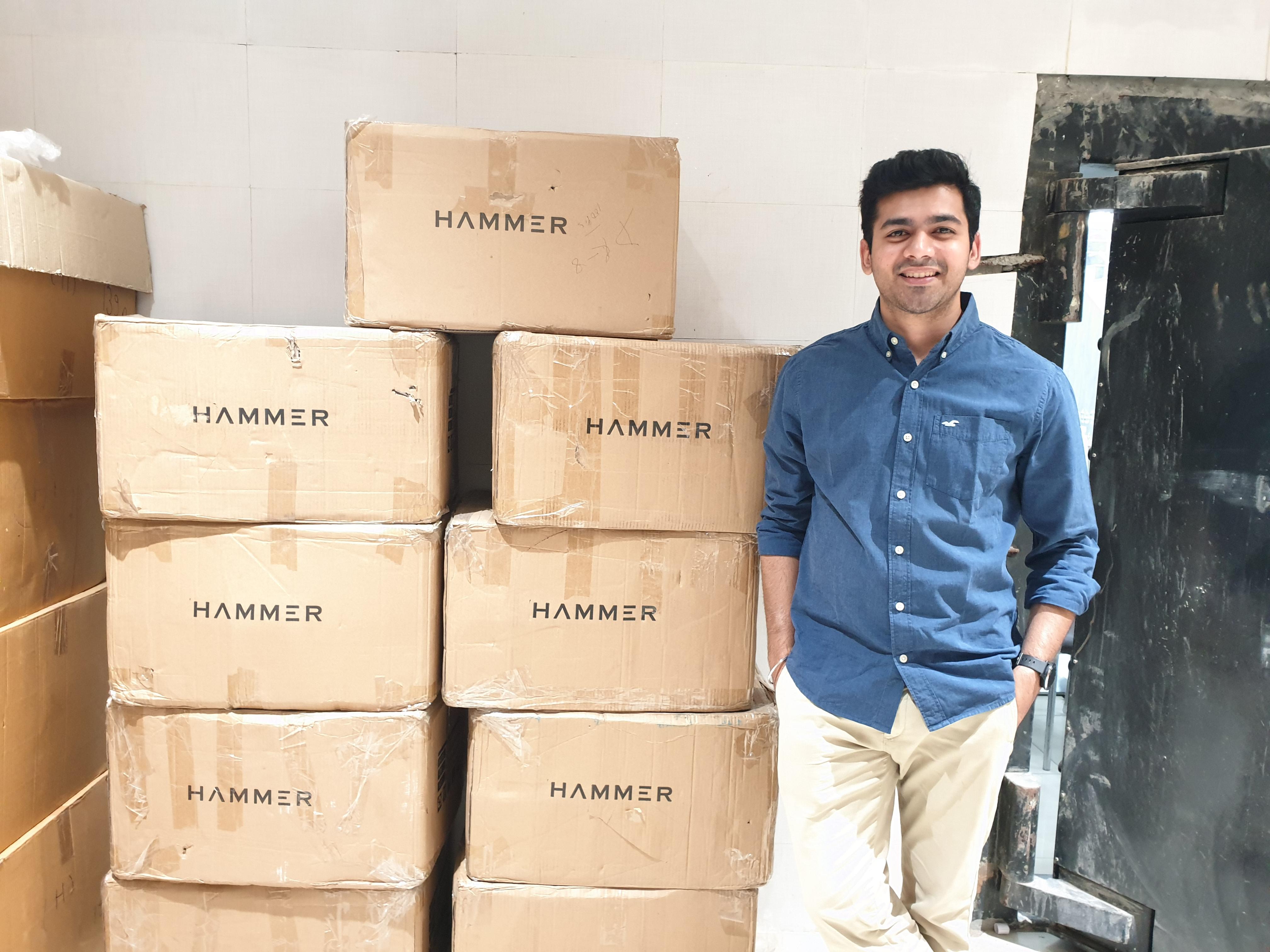 Rohit Nandwani, COO, Hammer Audio