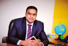 Shyam S Gudimella, Head - Academics, Zee Learn