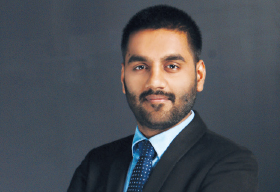 Vinay Singhal, CEO & Co-Founder, WittyFeed