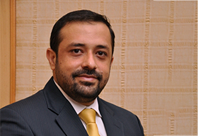 Puneet Taneja, EVP - Banking Operations, Teleperformance Digital Integrated Business Services.