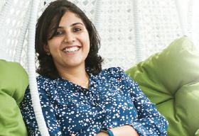 Aishvarya Chanakya, Vice President- Marketing, Furlenco