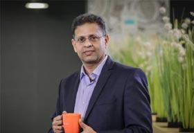 Jijo Mathew, Vice President  Engineering, GlobalLogic