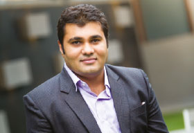 Rahul Shah, CEO, Sumer Group